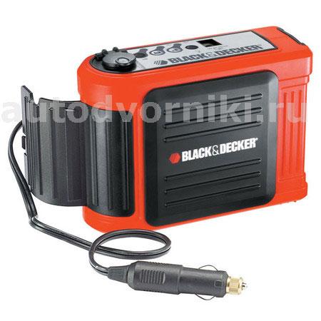 Автономное зарядное устройство для автомобильного аккумулятора.