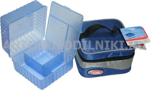 2.5 л СУМКИ-ХОЛОДИЛЬНИКИ Маленькая сумка-холодильник для ланча...