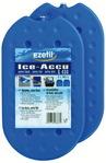 Аккумуляторы холода для сумки холодильника овальные Ezetil Ice Akku G 430 (2x385)