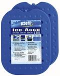 Аккумуляторы холода для сумки холодильника овальные Ezetil Ice Akku G 800 (2x770)