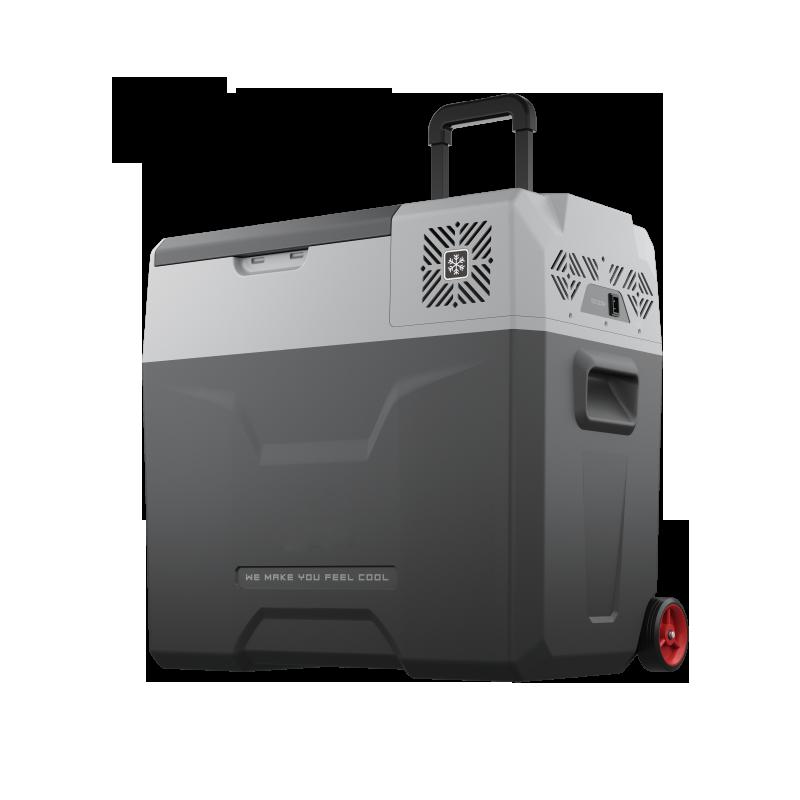 автомобильный холодильник со встроенным аккумулятором